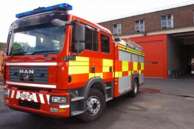 Firefighters to lose rescue vehicle as county authority cuts service