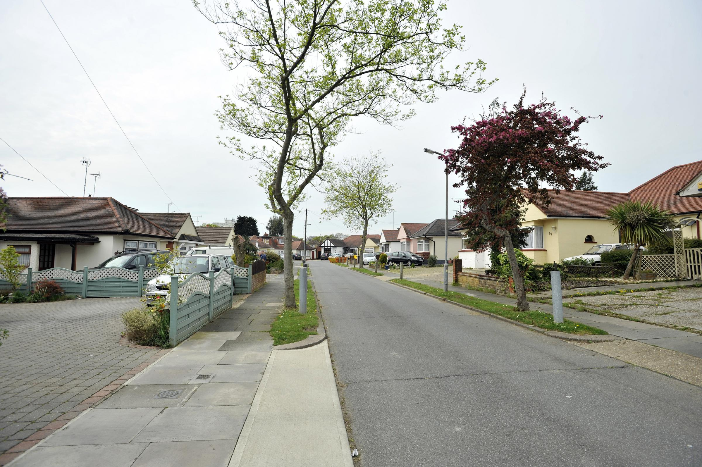 Gunman beats up milkman in 3.30am robbery