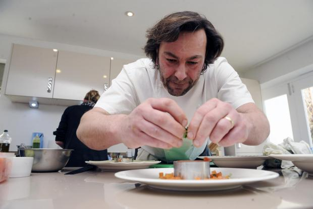 Mark Bauman – bringing a new dimension to Southend cuisine