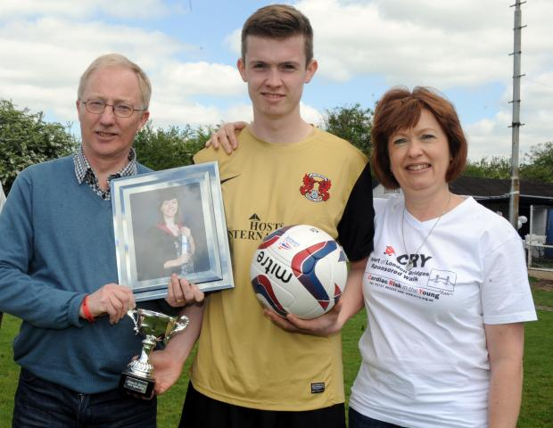 Southend Standard: Ross's charity match will fund screening session
