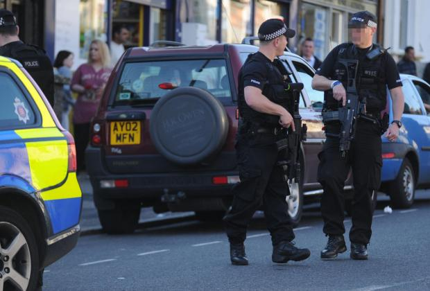 Southend Standard: Update on last night's armed police incident