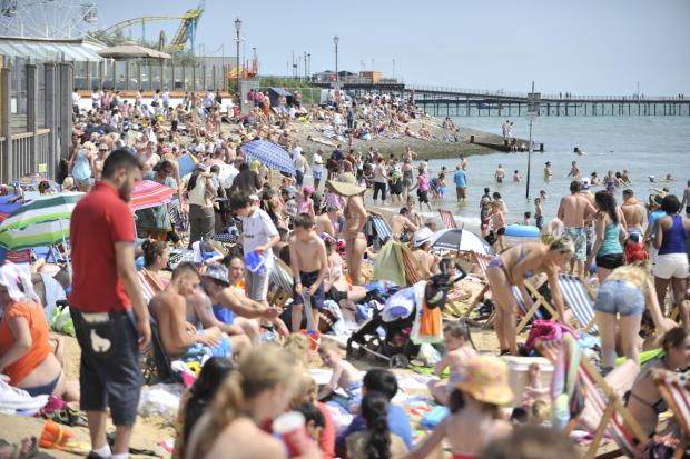 Southend Standard: South Essex to bask in glorious sunshine as temperatures set to reach 23 degrees this weekend