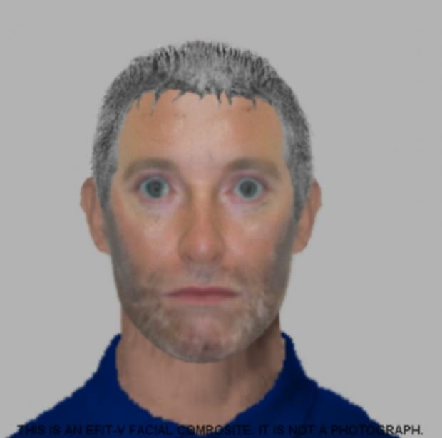 Southend Standard: Police release e-fit on continued hunt for attacker