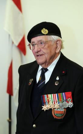 """Went from a boy to a man"" – Basildon veteran Don Sheppard recalls his role in D-Day"