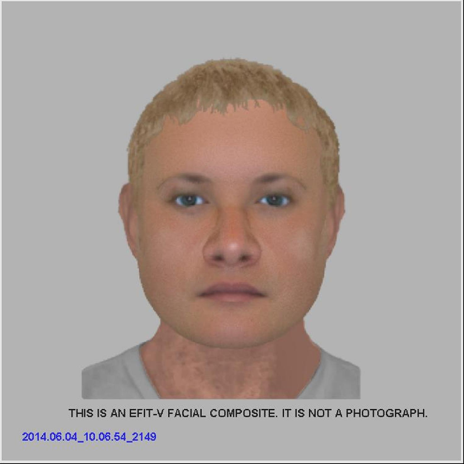 E-fit issued to find burglary suspec