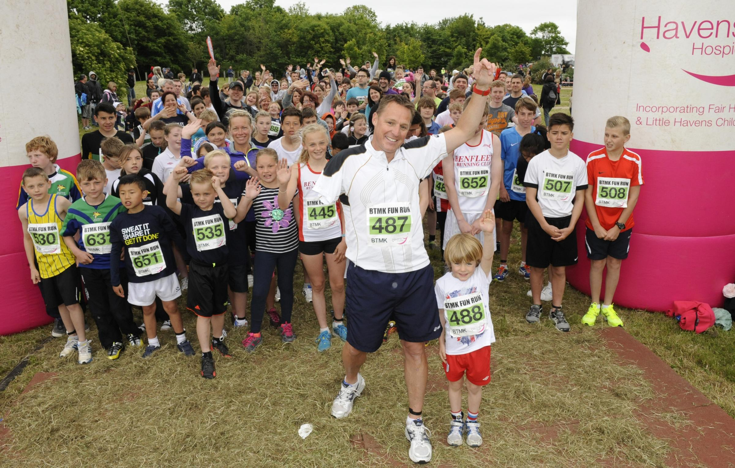 Biggest ever turn out for Southend Half Marathon