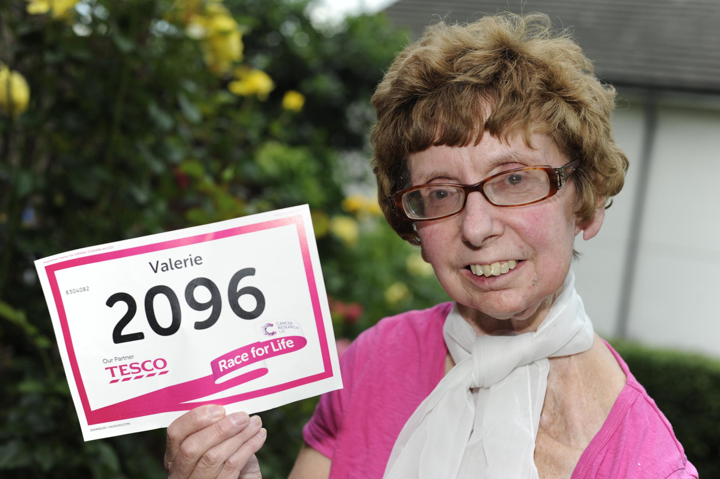 I'm ready to tackle fifth Race for Life