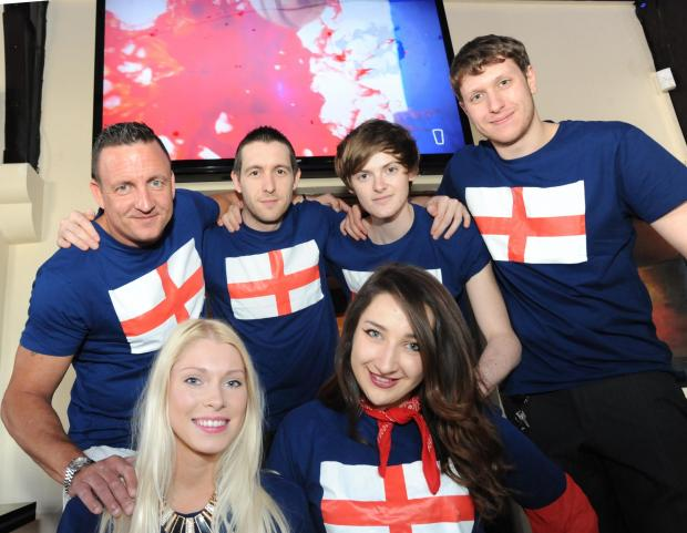 Southend Standard: The Ivory Rooms in Billericay will be showing matches on an 80-inch screen