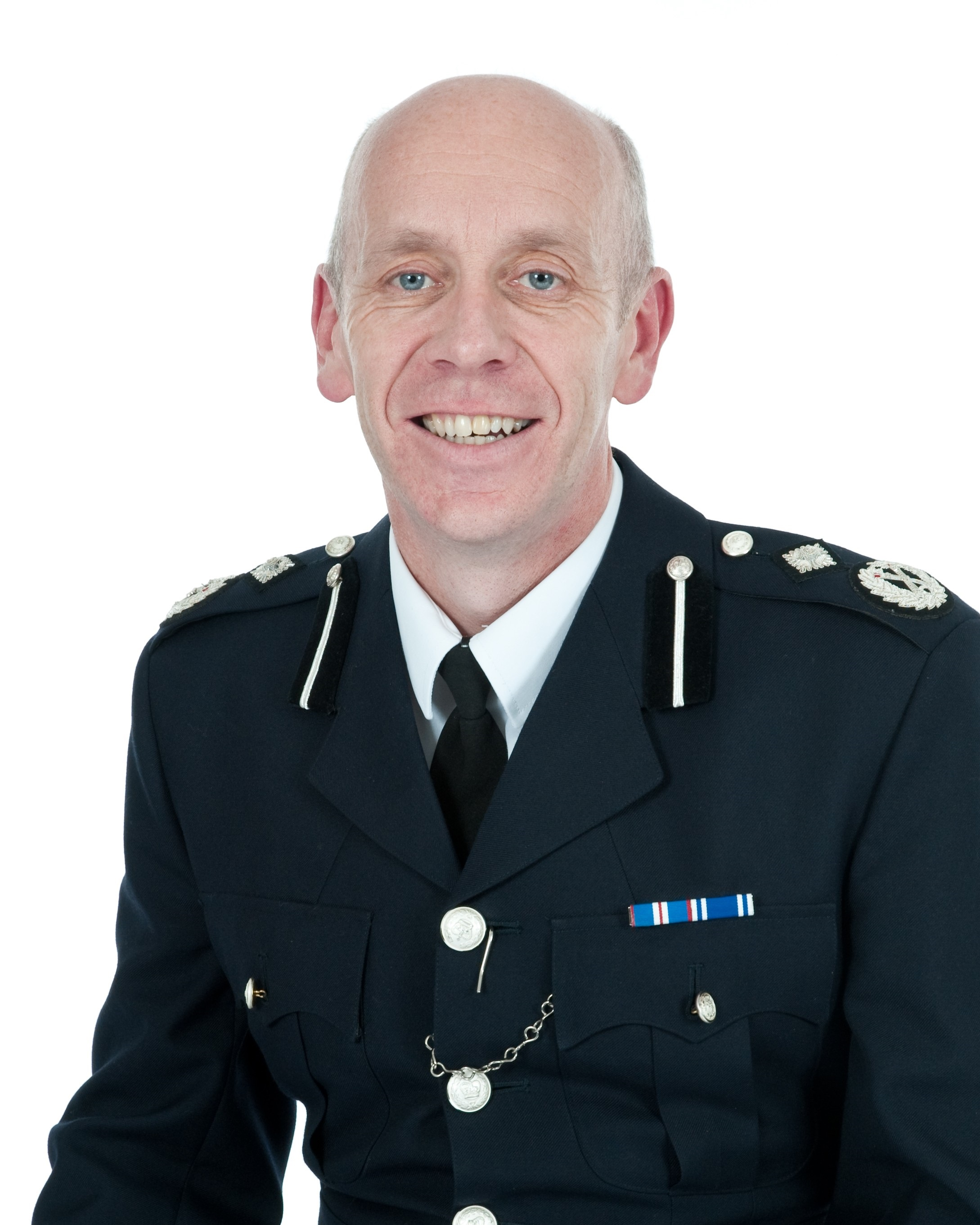 Deputy Chief Constable Derek Benson