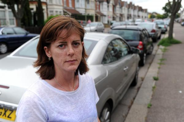 Southend Standard: Vicky Takawira - parking woes for residents in Boscombe Road
