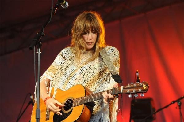 Beth Orton on stage