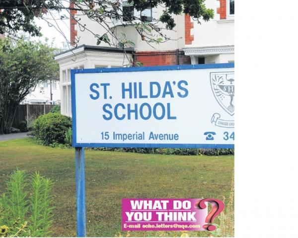 Closed: St Hilda's