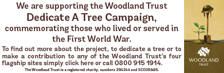 Southend Standard: Woodland Trust