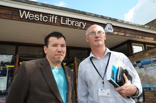 Victory in library cuts battle