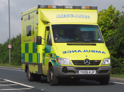 Ambulance service fined £1.2m over 999 failings