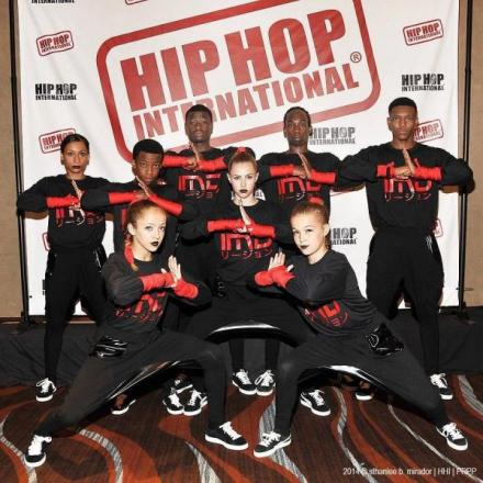 Young street dancers reach TV final tonight