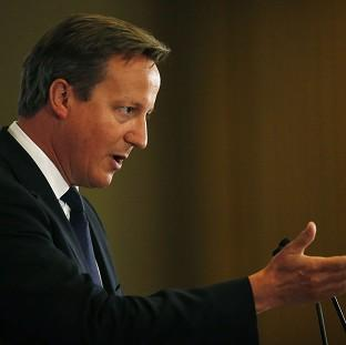 Prime Minister David Cameron will urge fellow Europea