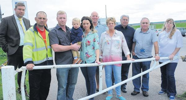 We've had enough – traders and councillors are angry the barrier to Labworth car park was open