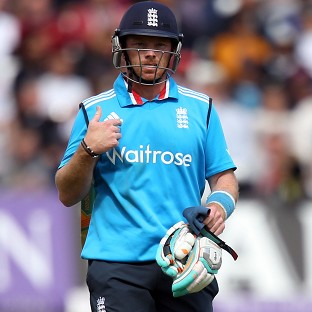 Ian Bell will not play for England on Friday