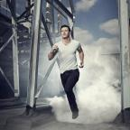 Southend Standard: Luke Evans says he hates giving up booze to get fit (David Clerihew/Men's Health)