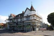 Revamp - the White Horse pub will reopen in November