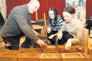 Want to earn £100k? Look at bricklaying
