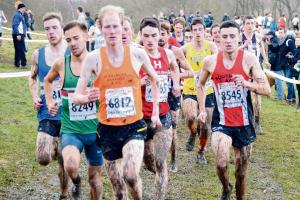 Mixed fortunes at the English Cross-Country Championships on Parliament Hill