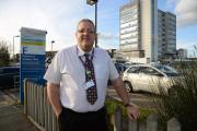 Bullying does go on all the time - Unison rep Dean Jones at Southend Hospital