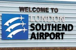 Regular flights from Southend airport from next March