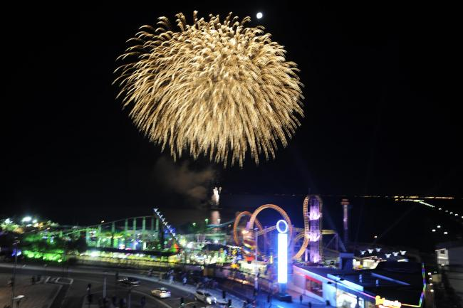 Southend seafront firework displays to return