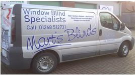 MART'S BLINDS LTD
