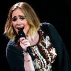 Southend Standard: Saying Hello to Glastonbury has given Adele's 25 a boost up the albums chart