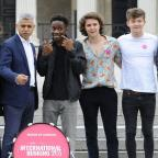 Southend Standard: Sadiq Khan strikes a chord with #LondonIsOpen campaign as he welcomes buskers