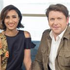 Southend Standard: Anita Rani and James Martin get mixed reviews for their This Morning debut