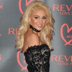 Southend Standard: Michelle Keegan shows off her new blonde look and steals the show