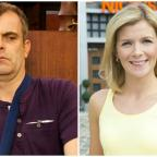 Southend Standard: Corrie shock as Steve McDonald revealed as father of Leanne Battersby's baby