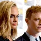 Southend Standard: Cara Delevingne debuts new haircut as she says she loves the Mile High Club - but she's been caught every time