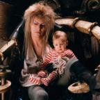 Southend Standard: Labyrinth baby urinated all over David Bowie, admits father