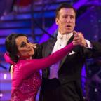 Southend Standard: There was so much respect and love for Lesley Joseph on Strictly's opening show