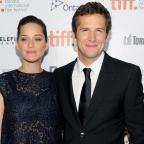 Southend Standard: Guillaume Canet hits out at press over rumours Marion Cotillard had affair with Brad Pitt
