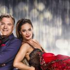 Southend Standard: Yvette Cooper sent Ed Balls a good luck message from the Labour conference before his first dance on Strictly