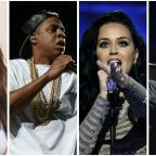 Southend Standard: Bringing out the big guns! J-Lo, Jay Z, Katy Perry and Jon Bon Jovi will all stage concerts for Hillary Clinton