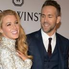 Southend Standard: Couple goals: Blake Lively and Ryan Reynolds celebrate his 40th birthday in the sweetest way