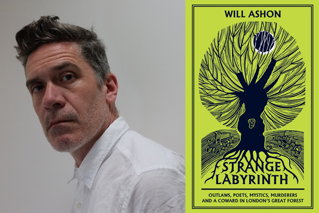 Strange Labyrinth: Outlaws, Poets, Mystics, Murderers - Will Ashon