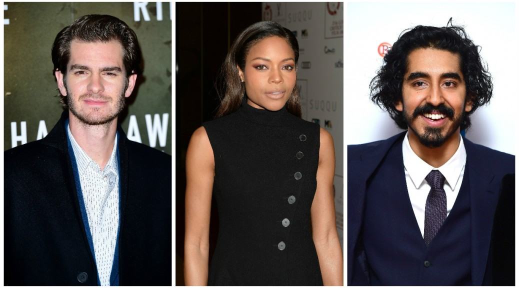 Andrew Garfield Naomie Harris And Dev Patel Among British Stars Up For Sag Awards Southend Standard