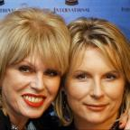 Southend Standard: Watch Jennifer Saunders and Joanna Lumley in Absolutely Fabulous in six different languages