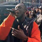 Southend Standard: Stormzy throws free gig in Camden park to celebrate new album
