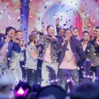 Southend Standard: Five To Five are crowned Let It Shine winners