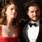 Southend Standard: Game Of Thrones' Kit Harington reveals he is living with co-star Rose Leslie