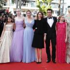 Southend Standard: Nicole Kidman dazzles Cannes again at The Beguiled premiere